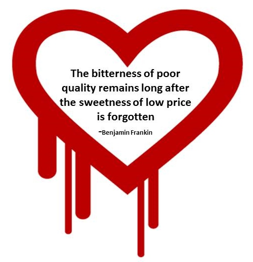 Heartbleed and forever