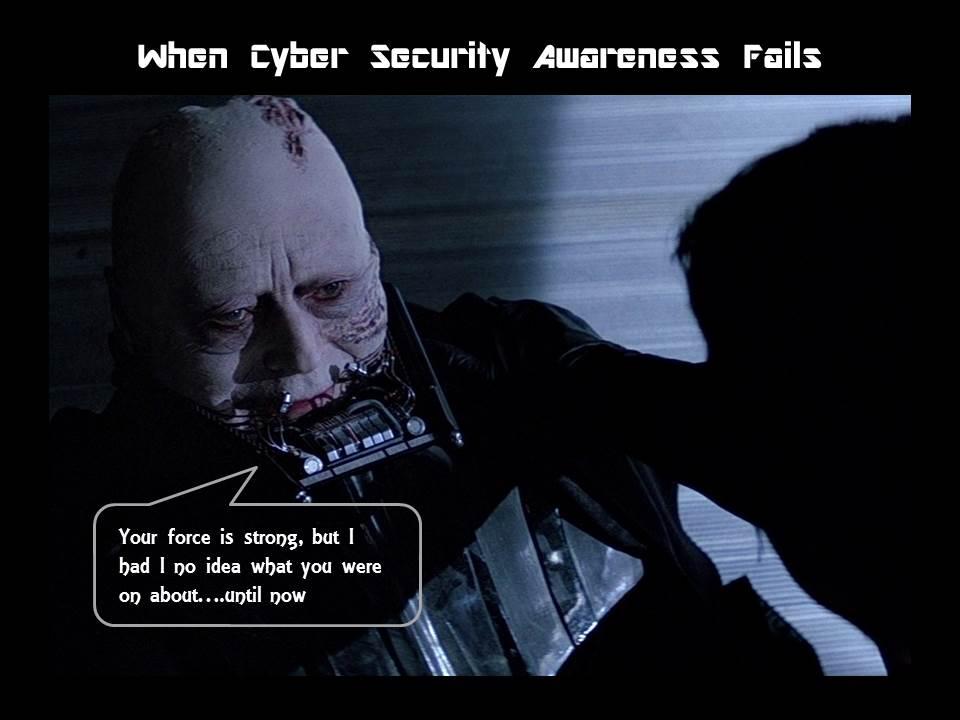 When Cyber Security Awareness Fails Infospectives