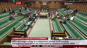 DRIP Bill Debate