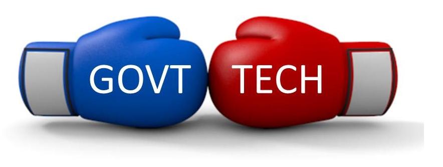 Govt Tech Fight