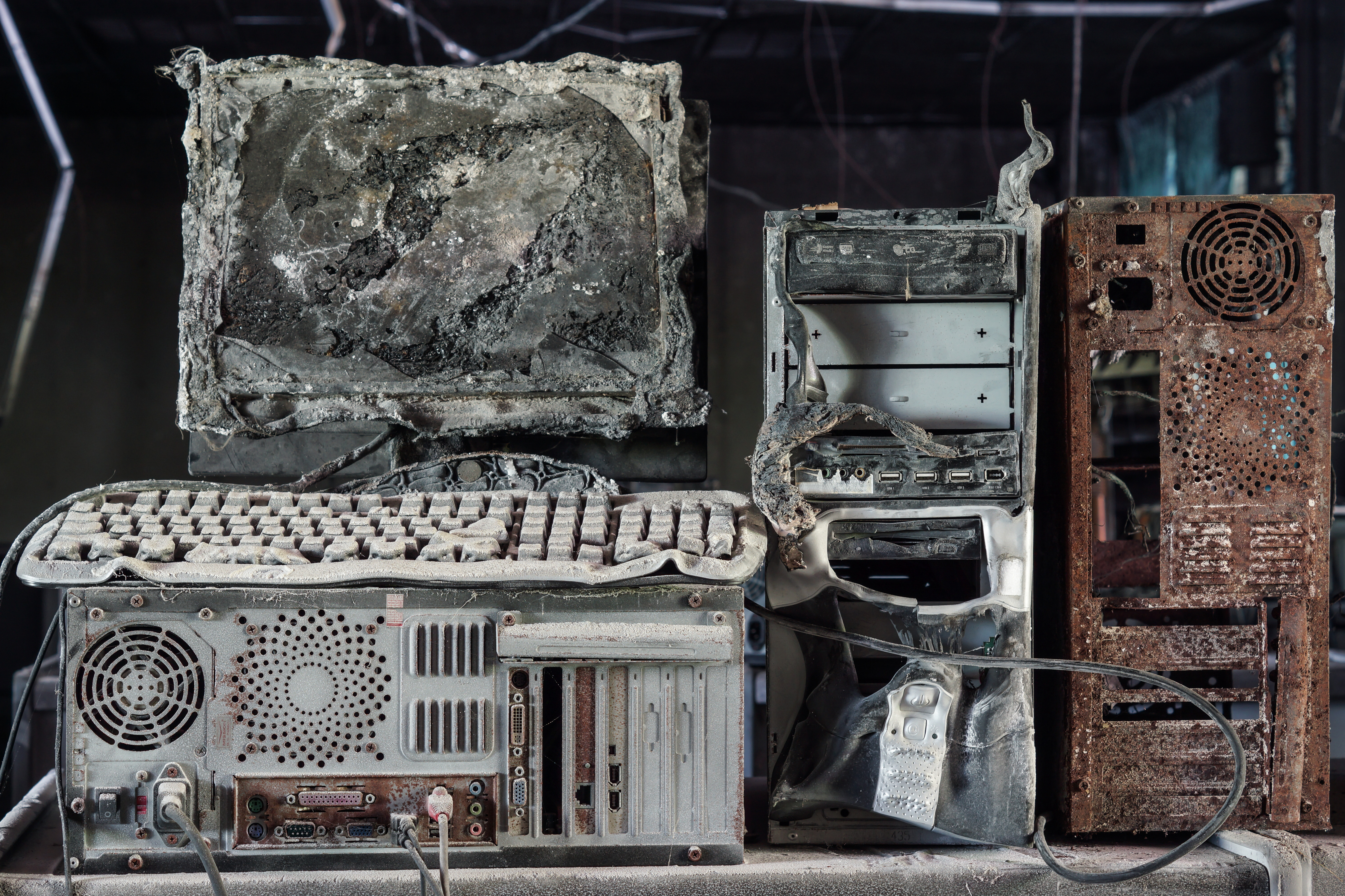 The IT Asset Disposal Vicious Cycle